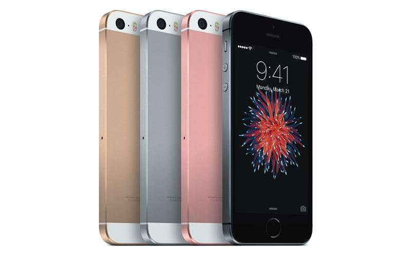 Conoce el nuevo iPhone SE, con pantalla de 4 pulgadas y chip A9 - iphone-se