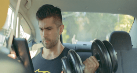 Easy Taxi crea Kiosko Digital, experiencia informativa diferente durante el trayecto en taxi