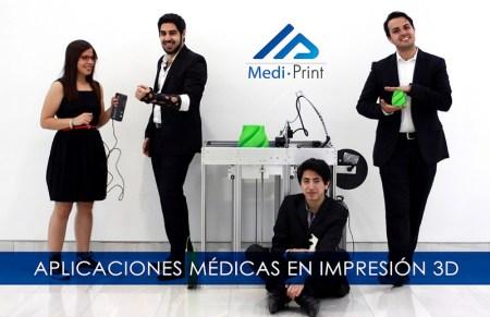 Mexicanos cambian las férulas de yeso por impresión 3D