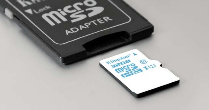 Nueva tarjeta microSD Action Camera de Kingston, para cámaras GoPro y drones - microsd-action-camera-uhs-i-u3