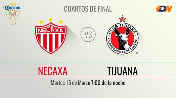 Necaxa vs Tijuana en la Copa MX Clausura 2016 | Cuartos de final - necaxa-vs-tijuana-por-internet-copa-mx-clausura-2016