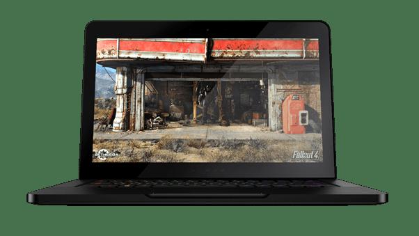 Icónica nueva laptop Razer Blade, más veloz y con más capacidad que antes - notebook-blade-razer