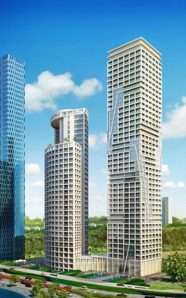 Los nuevos gigantes rascacielos que cambiarán el paisaje de la CDMX - peninsula-tower