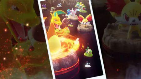 Pokémon Comaster! El nuevo juego de Nintendo para smartphones