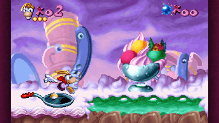 Rayman Classic ya disponible para dispositivos Android