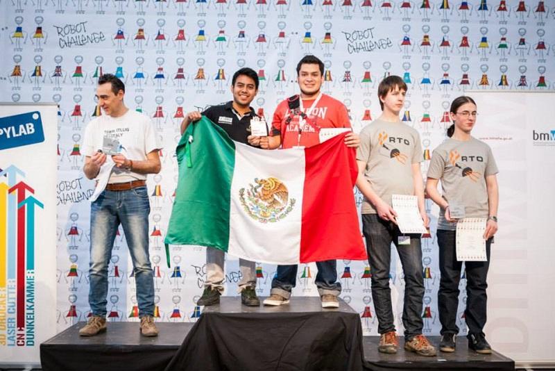 Estudiantes mexicanos obtienen logros en mundial de robótica - robotchallenge-mexico-800x534