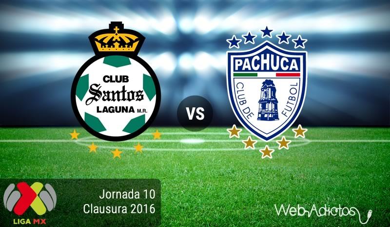 Santos vs Pachuca, Fecha 10 del Clausura 2016 | Liga MX - santos-vs-pachuca-en-la-jornada-10-del-clausura-2016