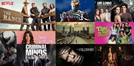 Series de estreno en Netflix durante abril de 2016