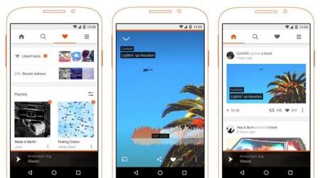 SoundCloud lanza su propio servicio de música por streaming
