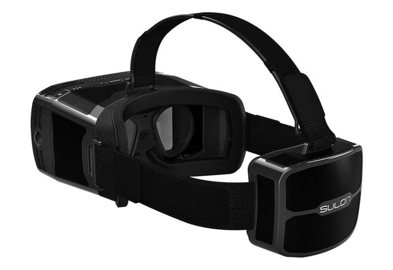 Sulon Q, primer gadget para experimentar Realidad Virtual (RV) y Aumentada (RA) - sulon-q
