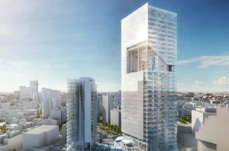 Los nuevos gigantes rascacielos que cambiarán el paisaje de la CDMX - torre-cuarzo