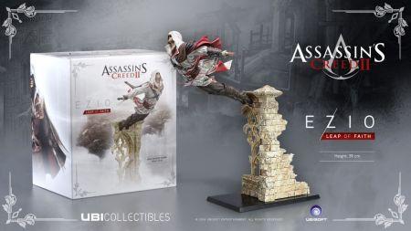 Ubisoft revela las nuevas figuras de Assassin's Creed