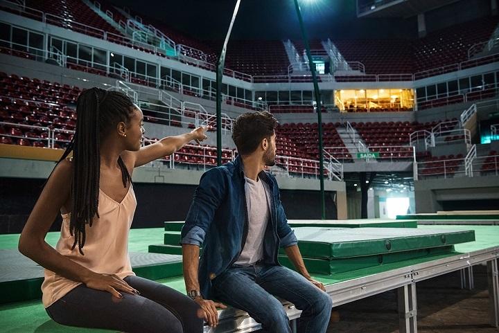Airbnb anuncía la primera habitación construida dentro de la Arena Olímpica de Río - airbnb-arena-olimpica-de-rio-2