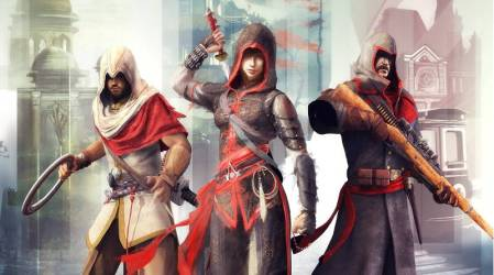 Trilogía Assassin´s Creed Chronicles ya disponible para Playstation Vita