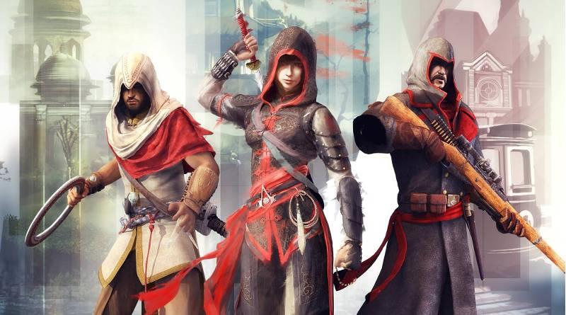 Trilogía Assassin´s Creed Chronicles ya disponible para Playstation Vita - assassins-creed-chronicles-ps-vita