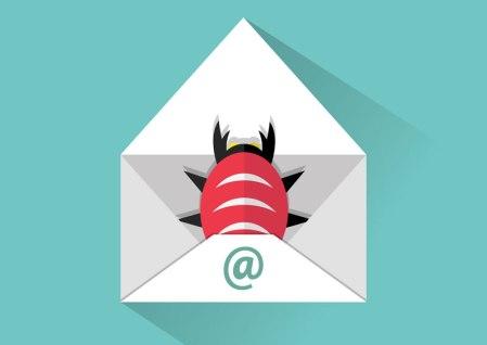 Advierten sobre correos electrónicos infectados que instalan ransomware