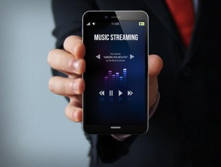 Crece 43% el streaming de música a nivel mundial