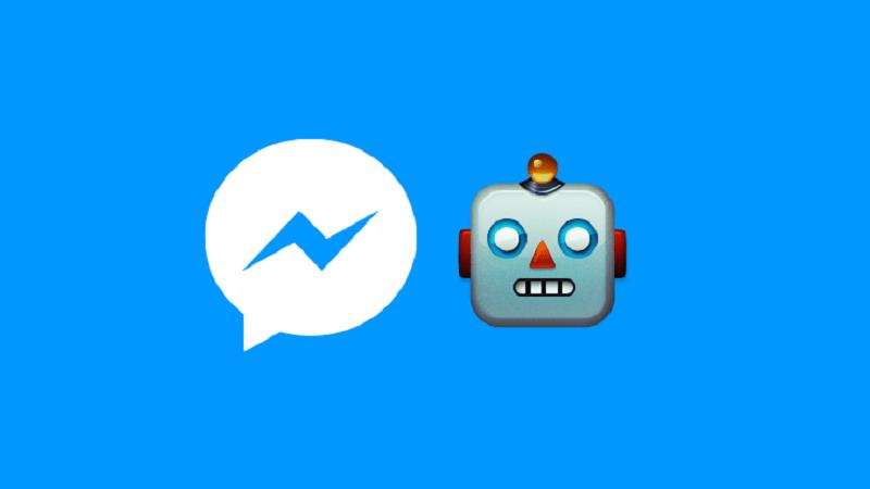 Facebook quiere poner fin a las apps con 'Chatbot' - facebook-chatbot-800x450