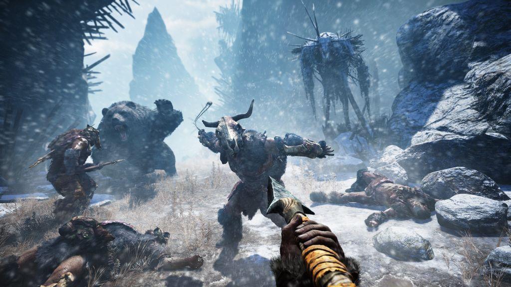 Survivor Mode, la nueva actualización de Far Cry Primal - far-cry-primal-1