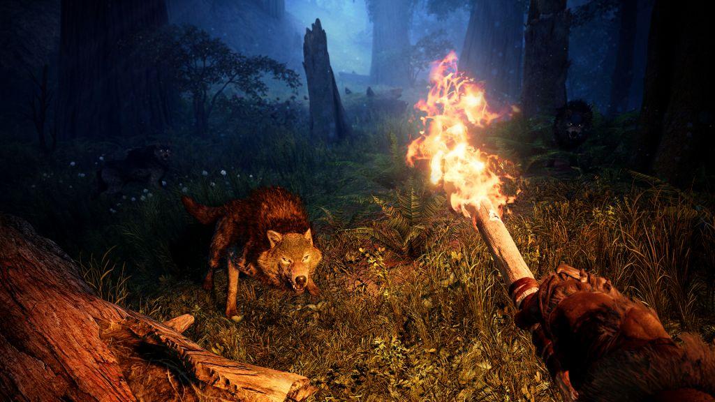 Survivor Mode, la nueva actualización de Far Cry Primal - far-cry-primal-2