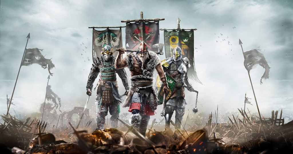 Ubisoft anuncia concurso For Honor Community Contest - forhonor