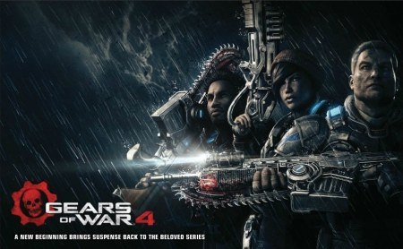 Conoce el tráiler multijugador de Gears of War 4