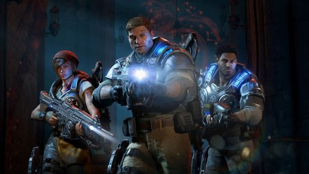 Gears of War 4: Ultimate Edition ya disponible para Pre-ordenar