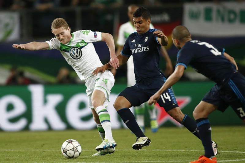 A Qué Hora Juega Real Madrid Vs Wolfsburg Y Qué Canal Lo Pasa