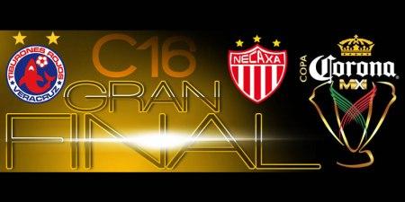 A qué hora juegan Veracruz vs Necaxa la final de Copa MX C2016 y en qué canal lo pasan