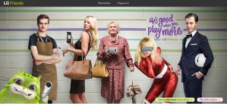 Lg anuncia portal en línea LG Friends, para la expansión de su ecosistema móvil