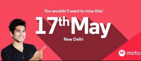 Motorola lanzará nuevos productos el 17 de mayo