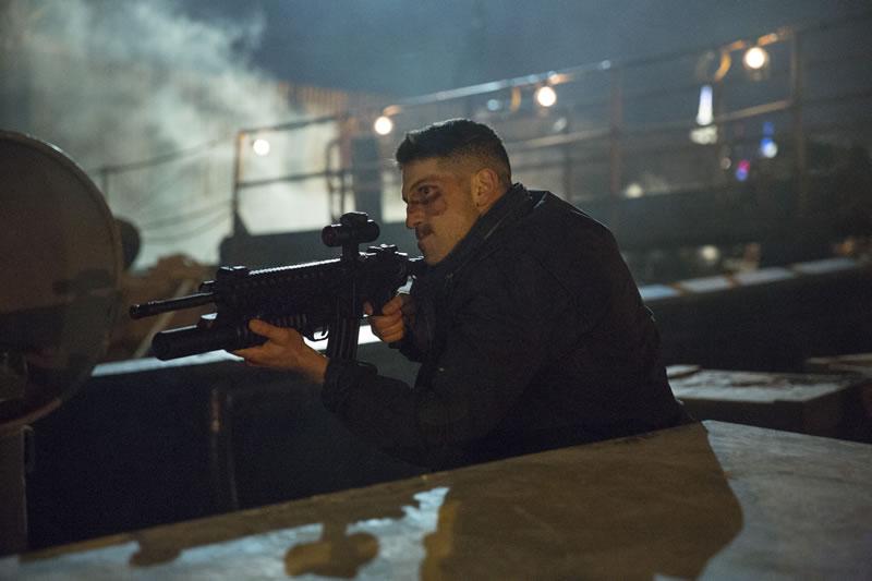 Netflix confirma la serie The Punisher de Marvel - netflix-the-punisher