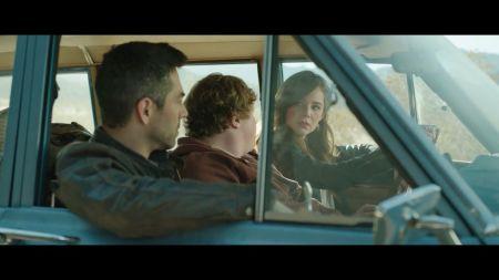 La película Compadres se mantiene en el top ten de taquilla en México
