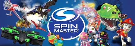 Spin Master anuncia la compra de dos marcas de apps digitales móviles para niños