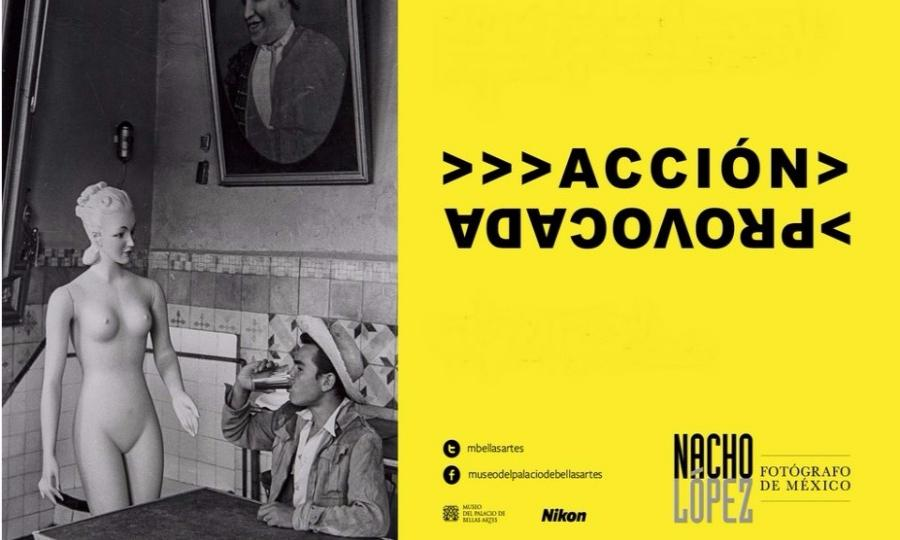 Nikon México y el Museo del Palacio de Bellas Artes anuncian concurso de fotografía Acción Provocada - accion-provocada