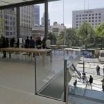Apple rediseña su icónica Apple Store de San Francisco - app-store-san-francisco-renovacion-4