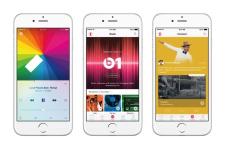 Apple Music renovará su interfaz en iOS 10