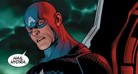 Capitán América sería agente de Hydra en nuevo cómic de Marvel