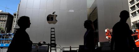 Apple rediseña su icónica Apple Store de San Francisco