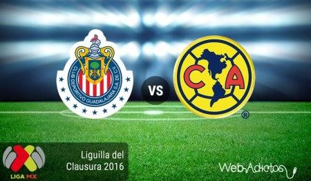 Chivas vs América, Liguilla del Clausura 2016 | Resultado: 0-0