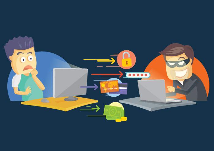Uno de cada 10 usuarios pierde dinero a causa de ciberataques - ciberataques