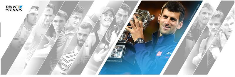 Drive to Tennis, la plataforma de PEUGEOT para amantes del Tenis - drivetotennis-ambassadors
