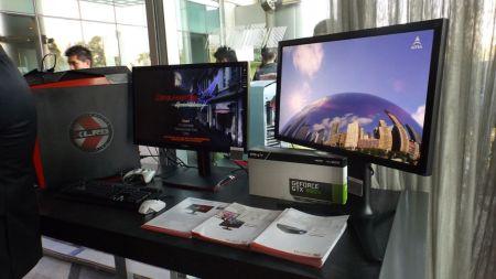 ViewSonic presentó sus monitores XG para Gamers en México