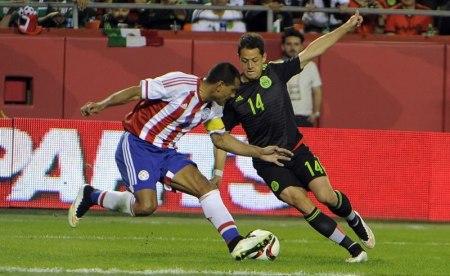Horario México vs Paraguay, partido amistoso 2016 y qué canal lo transmite