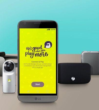 LG G5 SE, el primer smartphone modular es presentado en México