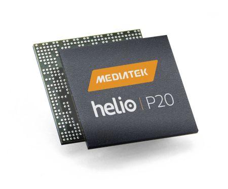 Anuncian el nuevo MediaTek Helio P20, el Procesador móvil Premium