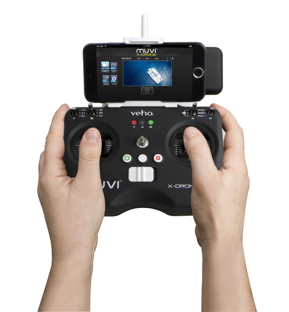 VEHO presenta el dron Muvi X- Drone - muvi-x-drone-veho1