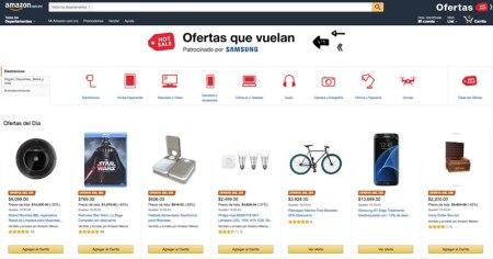 Conoce las primeras Ofertas en el Hot Sale 2016 de Amazon México (30 de junio)
