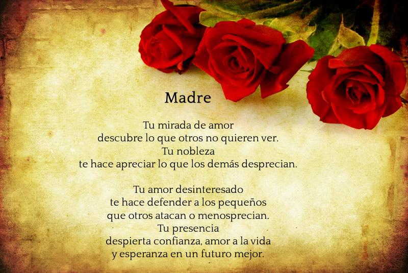 Poemas Del Día De La Madre Para Lucirte Este 10 De Mayo