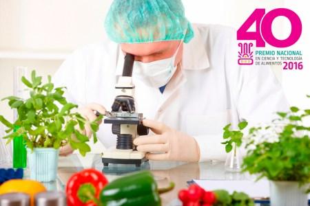 Celebra Premio Nacional de Ciencia y Tecnología en Alimentos 40 años y anuncia convocatoria 2016
